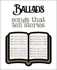 Music Program: Ballads