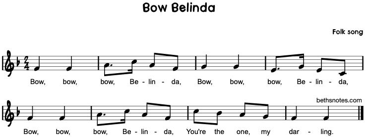 Bow Belinda