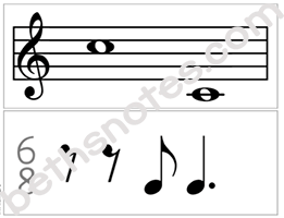 Songs with Low and High Do - Beth's Notes 2