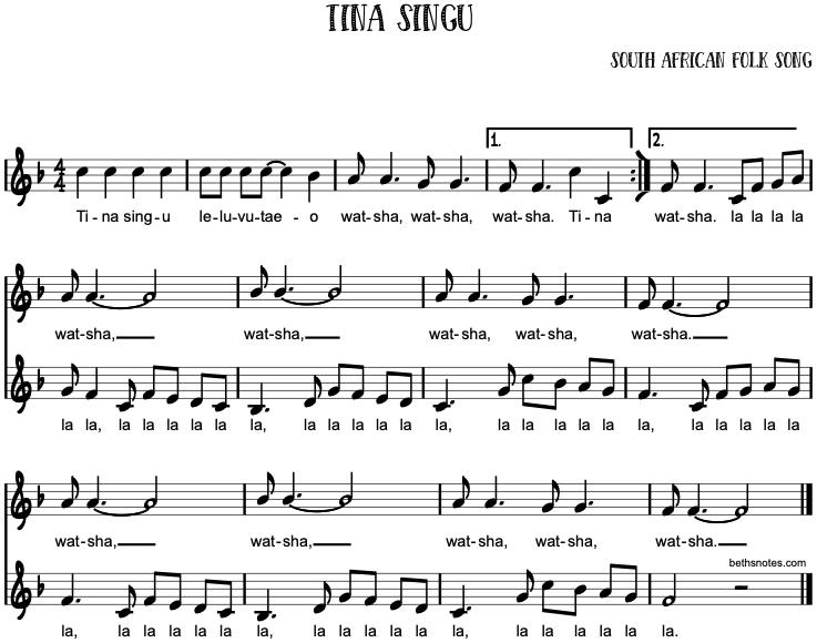 Tina Singu - YouTube