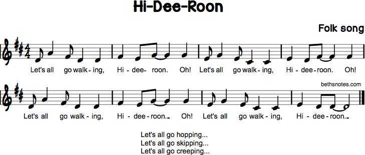 Hi-Dee-Roon