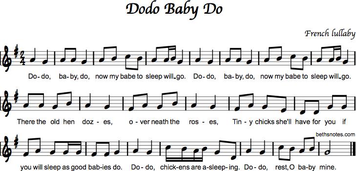 Dodo Baby Do