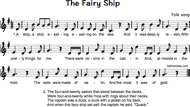 Fairy Ship