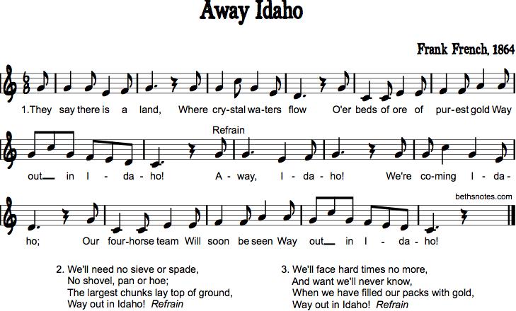 Away Idaho