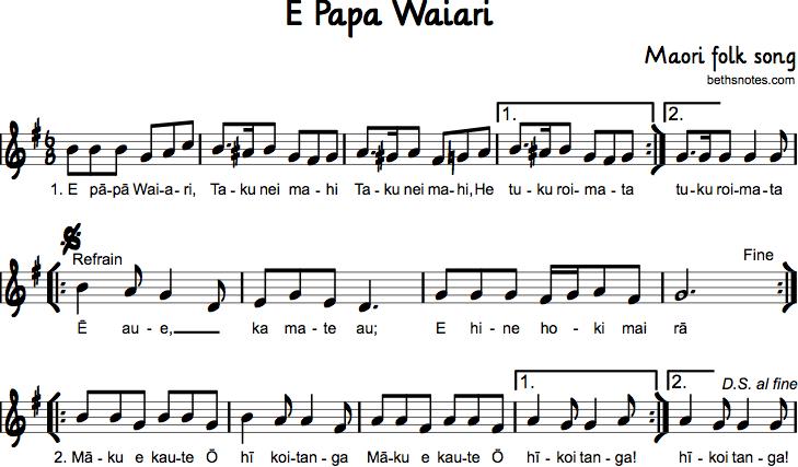 E Papa Wairai