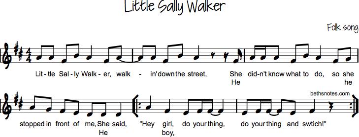 Rig-A-Jig-Jig Lyrics - Child Song Lyrics - Lyrics On Demand
