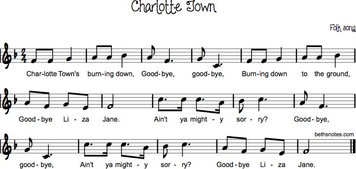charlotte town