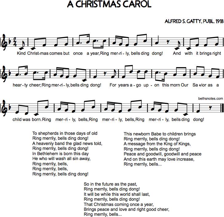 A Christmas Carol - Beth's Notes