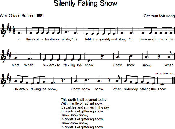 A Song for Snow