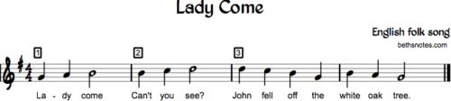 Lady Come