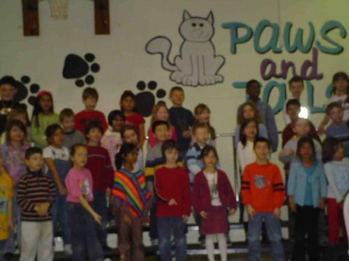 Music Program: Paws and Tails