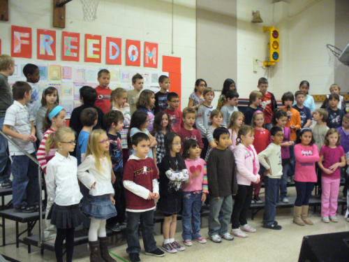 Music Program: Freedom