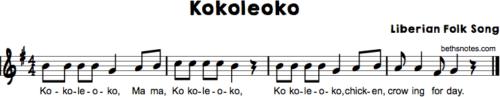 Kokoleoko