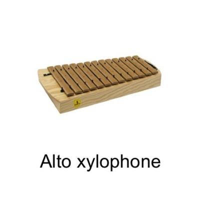 Classroom Instruments: Orff