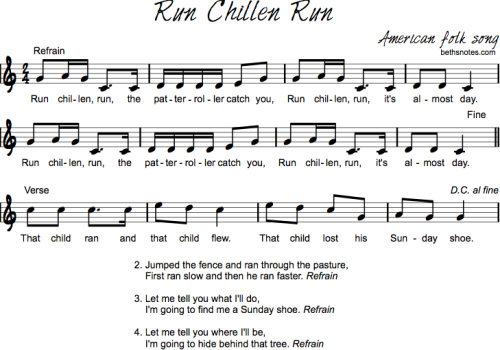 Run Chillen Run