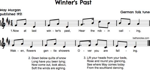 Winter's Past
